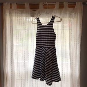 A cute and simple dress.